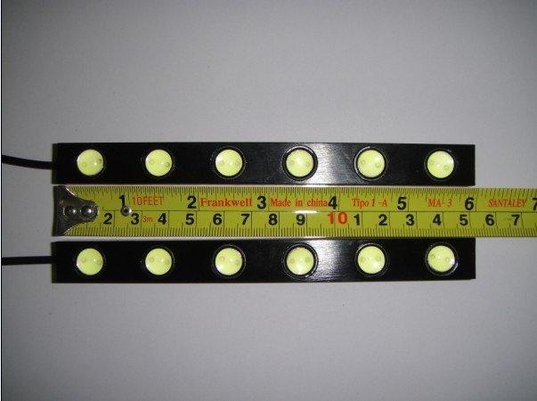 NEWEST LED Daytime Running Light/Driving Light/fog light/LED DRL