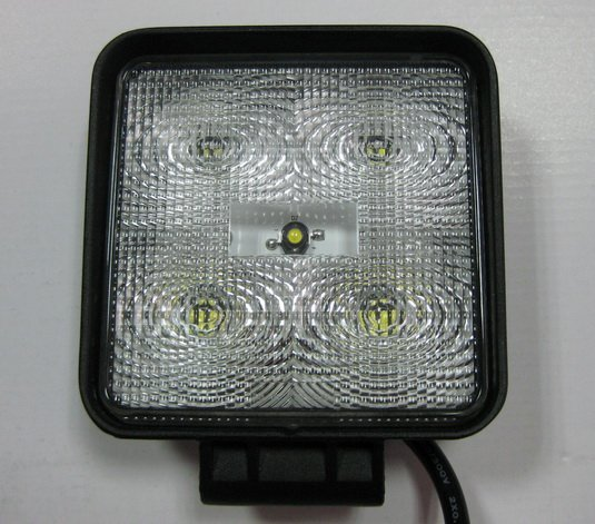 15W Square LED work lamp/Lorry light/off road light
