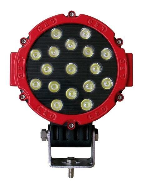 Best Price 43W LED WORK LAMP/OFF ROAD LIGHT 10-30V Spot Flood Beam