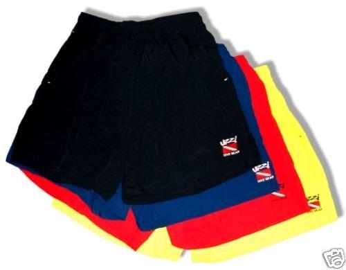Uzzi Long Basic Swim Dive Shorts With Dive Flag 1817b