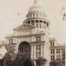 1935 Austin Texas State Capitol 8 X 10 BW Photo