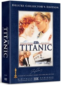 Deluxe Collector's Edition of Titanic