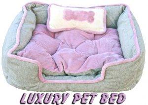 Lexury Pet Bed