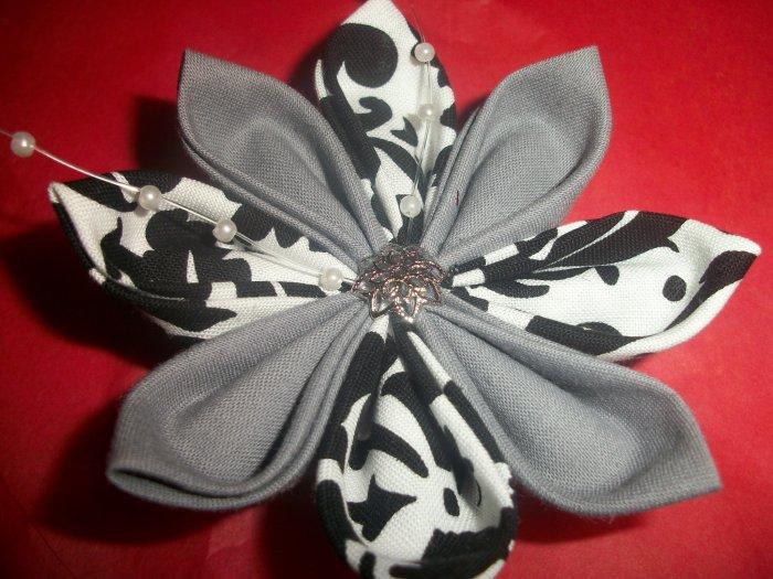 Elegant Black & Gray