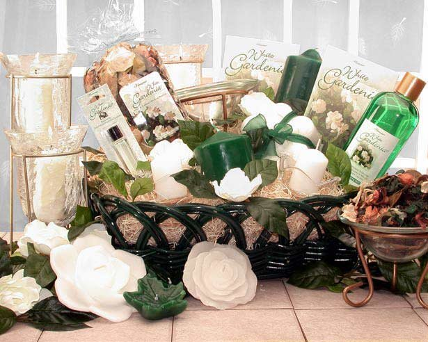 White Gardenia Fragrance