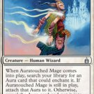 Playset Auratouched Mage Ravnica Magic The Gathering
