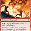 Playset Greater Forgeling Ravnica Magic The Gathering