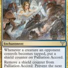 Playset Palliation Accord Dissension Magic The Gathering
