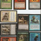 Lot of 3000+ Magic The Gathering Cards with Rares,foils, Alpha/beta