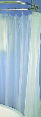 CLAWFOOT SHOWER CURTAIN ONLY FOR CLAW FOOT TUB