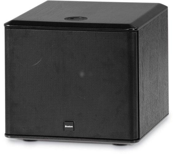 "Rs 23000 Boston Acoustics XB4 10"" 400 Watts Powered Subwoofer"