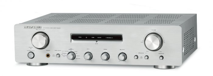 Rs 20000 5 Star Rated Marantz PM4001 40 RMS x 2@8 Ohms High Grade Audio Components  Stereo Amplifier