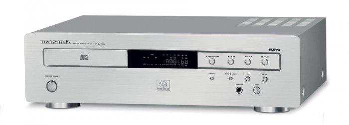 Rs 38055 Awarded Marantz SA7001 SACD Player