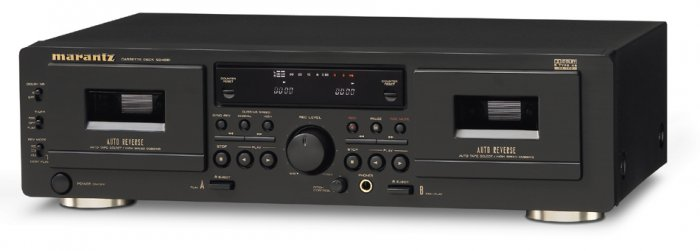 Rs 19000 Marantz SD4051 Dual Cassette Player