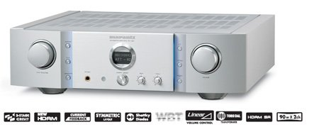 Rs 125000 Awarded Marantz PM-15S1 Premium Series Reference INTEGRATED STEREO AMPLIFIER