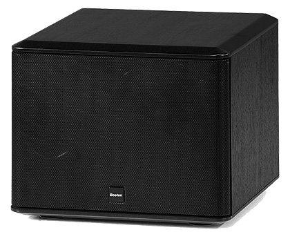"Rs 14000 Boston Acoustics XB2 8"" 210 Watts Powered Subwoofer"