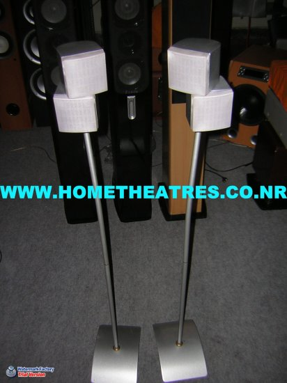 Rs 1200 1 Piece 60 Watts RMS/Channel Dual Rotating Cubes(Clearance Sale)