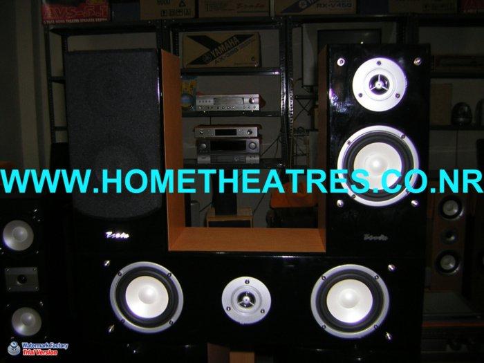 Rs 5500 Esota Black Center & Surrounds(Clearance Sale)
