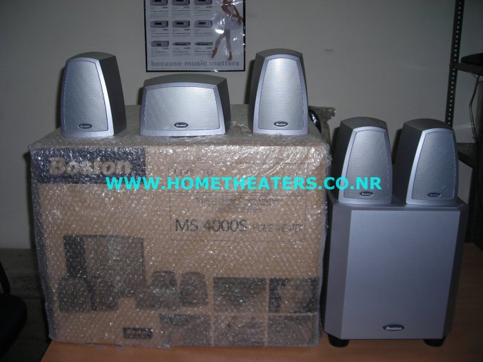 Rs 68425 Marantz SR4001 AV Receiver DV3002 DVD Boston Acoustics MS 4000S 7.1 Home Theatre Systems