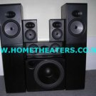 "Rs 57600 Boston Acoustics CR97 CRC7 CR57 XB2 5.1 Speaker Package with 8"" Subwoofer"