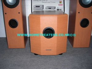 "Rs 15000 Marantz LS6000SW 100 Watts 10"" Downfiring Home Theater Subwoofer"