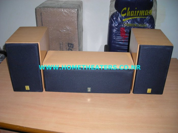 Rs 3500 Rave Acoustics Center & Surround Package(Old Unsold Stock Clearance Sale)