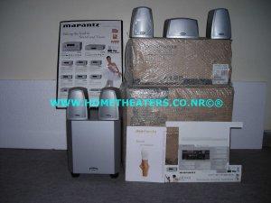 Rs 46878 Marantz SR3001 AV Receiver Boston Acoustics MS 4000S 7.1 Home Theatre Systems