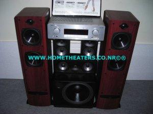 Rs 95750 Marantz SR3001 7.1 AV Receiver Boston Acoustics VR1 CRC7 CR57 XB2 5.1 Home Theatre Systems