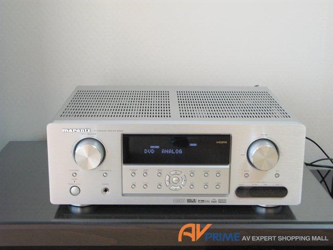 Rs 29200 Best AMP/AV Receiver Year 2007 Marantz SR4001 HDMI 80 RMS X7 7.1 AV Receiver