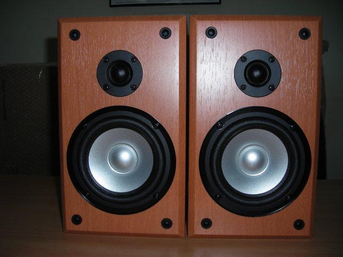 "Rs 8500 Marantz LS6000S 100 Watts 2 Way ~5"" Bookshelf Speakers"