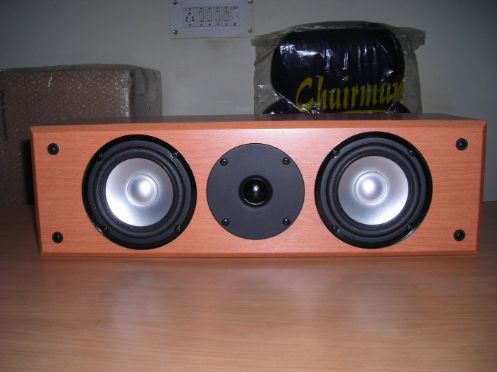 "Rs 7012 Marantz LS6000C 100 Watts 2 Way 2 x ~5"" Center Speaker"