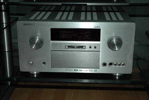 Rs 212500 Best AV Receiver 2007 Over $4000 Marantz SR9600 THX Ultra2 7.1 AV Receiver