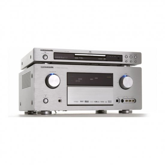 Rs 56522 Marantz SR6001 7.1 PCM decoding for HD Audio from Blu-ray Disc� Audyssey 7.1 AV Receiver