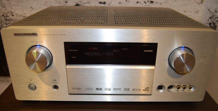 Rs 107950 Marantz SR8002 THX Dolby® TrueHD dts-HD� 125 RMS X 7 7.1 AV Receiver