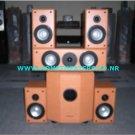 "Rs 31500 Marantz LS6000S with 10"" Subwoofer Bookshelf 5.1 Speakers"