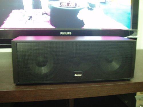 Rs 10200 Boston Acoustics CRC7 100 Watts 2 Way Center Speaker