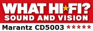 Rs 20000 Awarded Marantz CD5003 HDAM SA2 High Grade Audio Components CD Player