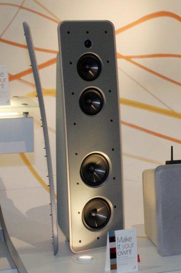 """Rs 34000 Boston Acoustics HS450 200 RMS MBOS DCD 1"""" Tweeter 5.25""""x2 6.5""""x2 Wofers Tower Speakers"""