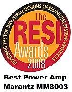 Rs 123250 Marantz MM8003 140 RMS X 8 8 Channel Power Amplifier