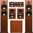 "Rs 68000 Boston Acoustics Classic CS226 CS225C CS26 with PV350 8"" Subwoofer 5.1 Speakers"