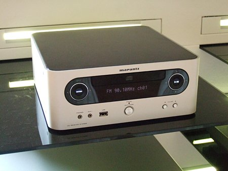 Rs 28800 Marantz M-CR502 25 RMS X 4 Stereo Amplifier FM Tuner CD Receiver