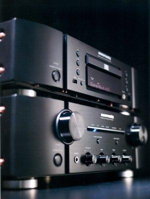 Rs 50000 Marantz PM8003 70X2@8 Ohm HDAM Toroidal Transformer High Grade Audio Stereo Amplifier