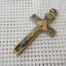 Vintage Jesus Christ Holy Cross Crucifix #4