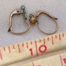 Vintage Woman Copper Earrings PARTS OR REPAIR