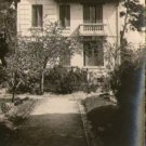 Marseille House France Photo Postcard VERY OLD