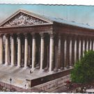 Paris France Merveilles Eglise Madeleine Postcard