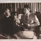Richard Basehart Press Publicity Movie Photo Photograph