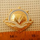 Argentina Navy Antarctic Rudder Seagull  Badge