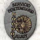 Argentina Jujuy  DOC Corrections Jail  Patch Patches