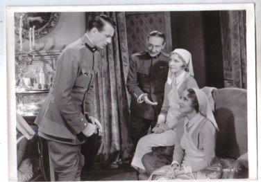 John Huston Vittorio De Sica Farewell  Arms Movie Photo